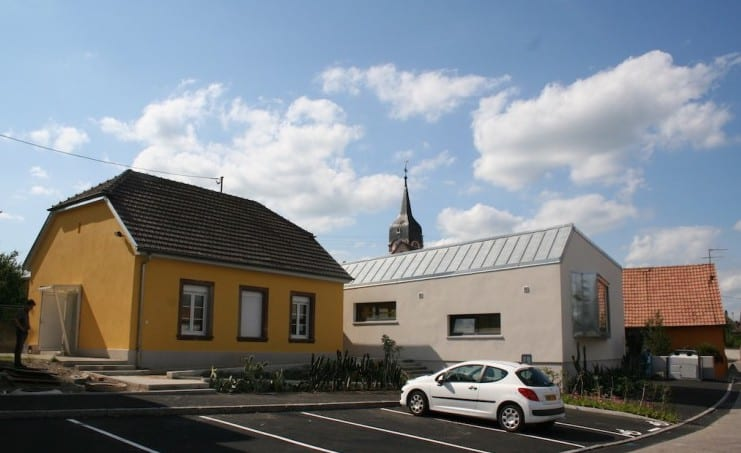 Salle de Musique Bantzenheim