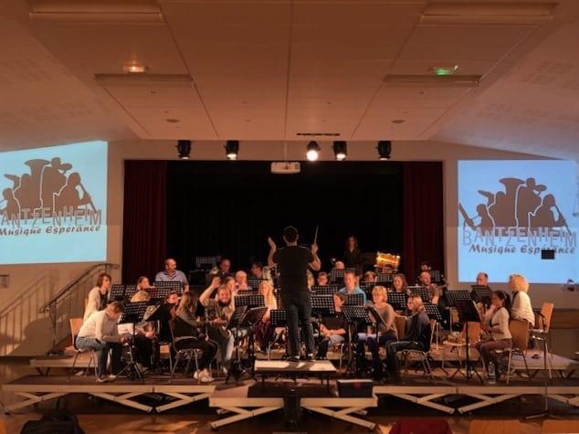 Répétition Concert de Printemps Bantzenheim 2019 - 1